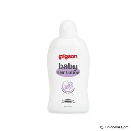 PIGEON Baby Hair Lotion Chamomile 100ml [PR060501] - Baby Hair Lotion